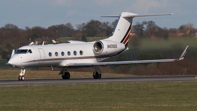 N430QS - Gulfstream G450 - NetJets Aviation