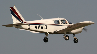 A picture of GAVWD - Piper PA28140 - [2823700] - © Steven Grace