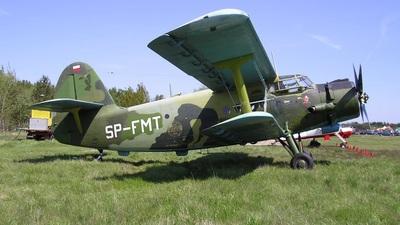 SP-FMT - Antonov An-2 - Aeroklub Krainy Jezior
