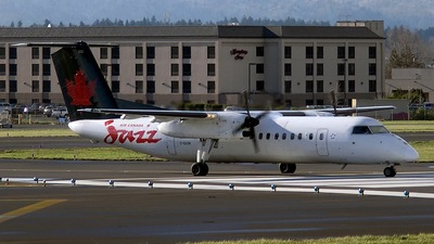 C-GUON - Bombardier Dash 8-301 - Air Canada Jazz