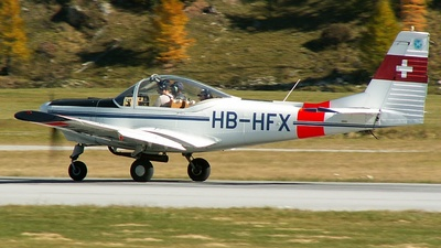 A picture of HBHFX - FFA AS202/151 Bravo - [124] - © Andreas Kalberer