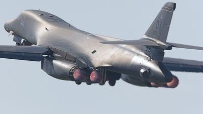 85-0089 - Rockwell B-1B Lancer - United States - US Air Force (USAF)