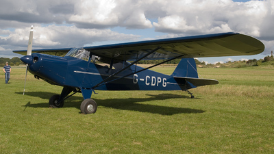 G-CDPG - Auster J1 - Private