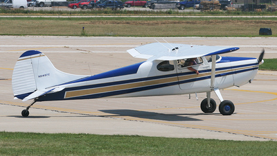 A picture of N5437C - Cessna 170A - [19561] - © Bruce Leibowitz