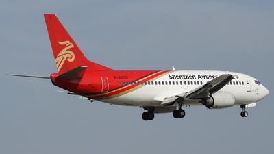 B-2939 - Boeing 737-31L - Shenzhen Airlines