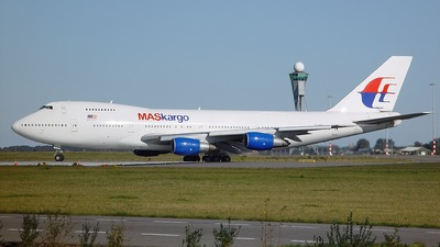 TF-ARM - Boeing 747-230B(SF) - MASkargo (Air Atlanta Icelandic)