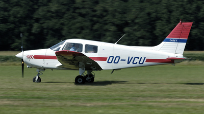OO-VCU - Piper PA-28-161 Cadet - Private