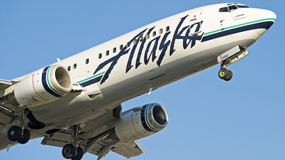 N793AS - Boeing 737-490 - Alaska Airlines