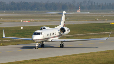 N441QS - Gulfstream G-IV(SP) - Private