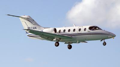 N52AW - Beechcraft 400A Beechjet - Private