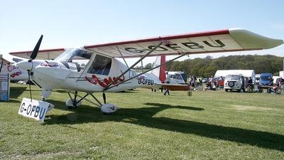 G-OFBU - Ikarus C-42 - Private