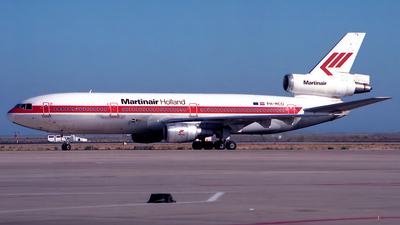 PH-MCO - McDonnell Douglas DC-10-30 - Martinair Holland