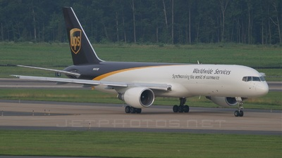 N407UP - Boeing 757-24A(PF) - United Parcel Service (UPS)