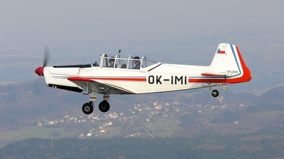 OK-IMI - Zlin 226MS - Aero Club - Hodkovice