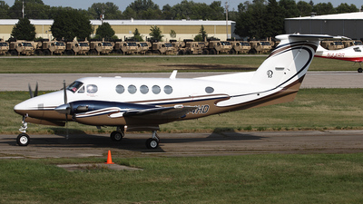 A picture of N24HD - Beech B200GT King Air - [BY018] - © Bruce Leibowitz