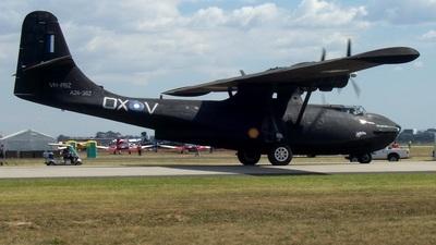 VH-PBZ - Consolidated PBY-6A Catalina - Historical Aircraft Restoration Society (HARS)