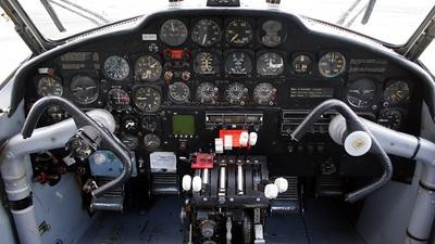 ZS-MMI - Piaggio P-166S Albatross - Private