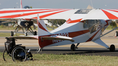 N38333 - Piper J-3C-65 Cub - Private