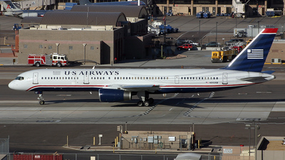 N910AW - Boeing 757-2G7 - US Airways (America West Airlines)