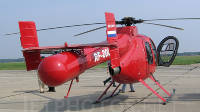 RF-00618 - McDonnell Douglas MD-520N - Russia - Defence Sports-Technical Organisation (ROSTO)