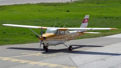A picture of HBCVM - Cessna F172K Skyhawk - [0796] - © Aart Langevoort