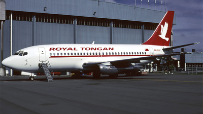 ZK-NAF - Boeing 737-2Y5(Adv) - Royal Tongan Airlines