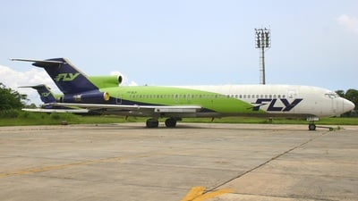 PP-BLR - Boeing 727-243(Adv) - Fly Linhas Aéreas
