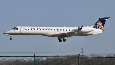 N13202 - Embraer ERJ-145XR - United Express (ExpressJet Airlines)