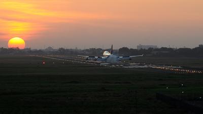 VVTS - Airport - Runway