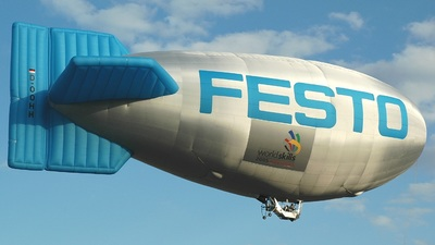 D-OOHH - Gefa-Flug AS 105 GD - Festo