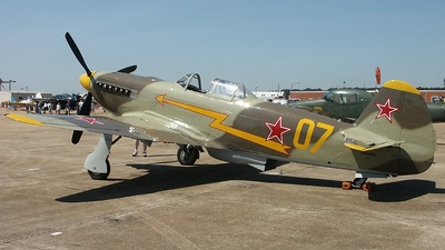 N6388U - Yakovlev YAK-9U-M - Private