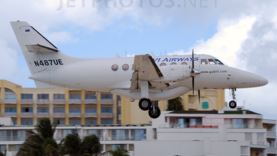 N487UE - British Aerospace Jetstream 32 - BVI Airways
