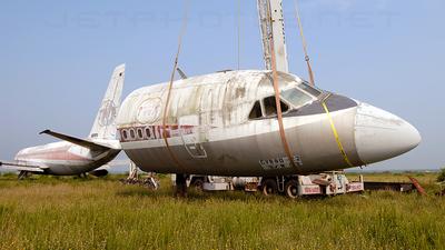 N801AJ - Convair CV-880 - Trans World Airlines (TWA)