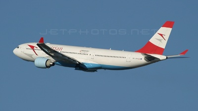OE-LAN - Airbus A330-223 - Austrian Airlines