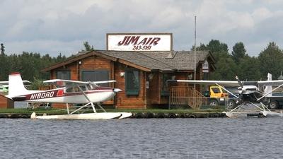 N180RD - Cessna 180 Skywagon - Jim Air
