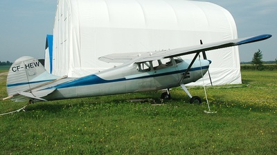 CF-HEW - Cessna 170B - Private