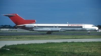 N268US - Boeing 727-251 - Northwest Airlines
