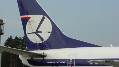 SP-LMD - Boeing 737-36N - LOT Polish Airlines