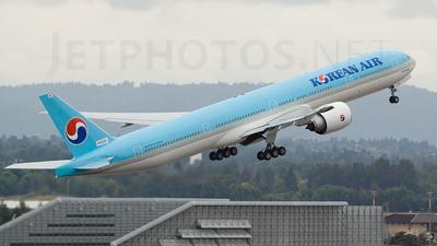N5020K - Boeing 777-3B5ER - Korean Air