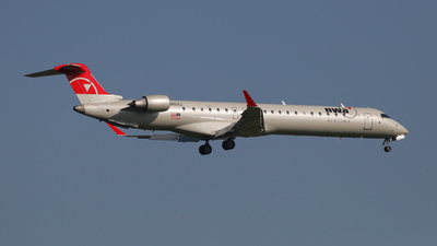N901XJ - Bombardier CRJ-900ER - Northwest Airlink (Mesaba Airlines)