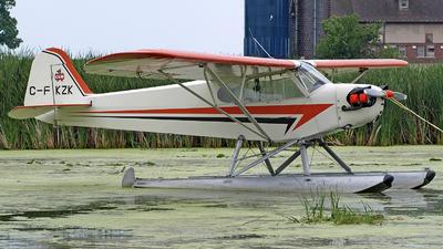 A picture of CFKZK - Piper J3C65 Cub - [22983] - © Steve Homewood