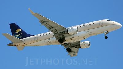 A picture of HZAEJ - Embraer E170LR - [17000145] - © Sam Randles