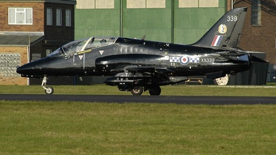 XX339 - British Aerospace Hawk T.1A - United Kingdom - Royal Air Force (RAF)