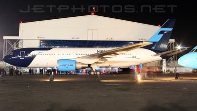 XA-MXN - Boeing 767-25D(ER) - Mexicana