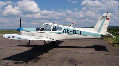OK-DOI - Zlin 43 - Aero Club - Czech Republic