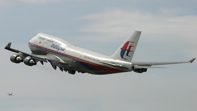 9M-MPL - Boeing 747-4H6 - Malaysia Airlines