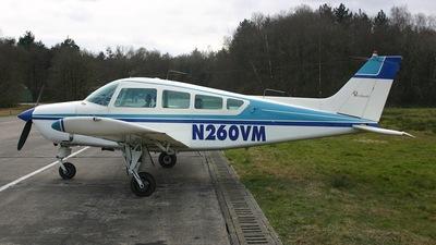 N260VM - Beechcraft A24R Sierra - Private