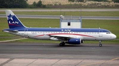 CC-COF - Airbus A320-233 - Lan Chile