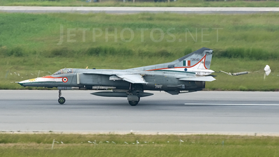 TU640 - Mikoyan-Gurevich MiG-27ML Bahadur - India - Air Force