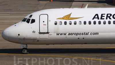 YV135T - McDonnell Douglas DC-9-51 - Aeropostal - Alas de Venezuela